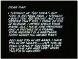Happy Birthday Dad Rip Quotes Rip Dad Quotes From son Quotesgram