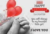 Happy Birthday Daughter Quotes for Facebook Happy Birthday Daughter From Mom Quotes Messages and Wishes