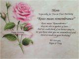 Happy Birthday Dead Mom Quotes Happy Birthday Grandma Poems Quotes Quotesgram