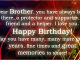Happy Birthday Dear Brother Quotes Happy Birthday Brother Wishes Images Quotes Sayings