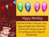 Happy Birthday Dear Brother Quotes Happy Birthday Dear Brother Wishbirthday Com