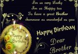 Happy Birthday Dear Brother Quotes Hd Birthday Wallpaper Happy Birthday Brother