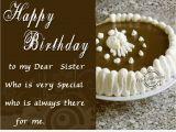 Happy Birthday Dear Sister Quotes Dear Sister Happy Birthday Quote Wallpaper