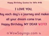 Happy Birthday Dear Wife Quotes 38 Wonderful Wife Birthday Wishes Greetings Cards