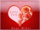Happy Birthday Dear Wife Quotes Birthday Cards Festival Around the World