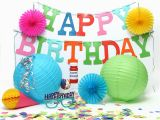 Happy Birthday Decoration Items Birthday Banner and Decoration Set Parcel University