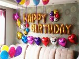 Happy Birthday Decoration Items Decoration Whimsical Balloon Decoration Ideas for Party
