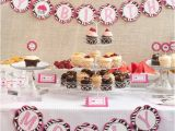 Happy Birthday Decoration Items Items Similar to Zebra Happy Birthday Banner Pink Zebra