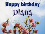 Happy Birthday Diana Quotes Happy Birthday Diana
