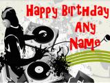 Happy Birthday Dj Card Dj Birthday Card