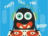 Happy Birthday Dj Card Dj Clipart Happy Birthday Pencil and In Color Dj Clipart