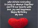 Happy Birthday Ex Wife Cards Romantic Birthday Wishes for Wife Occasions Messages
