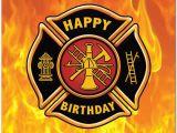 Happy Birthday Fireman Quotes Fire Truck Happy Birthday Lunch Napkins 16 Birthday