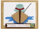 Happy Birthday Fishing Cards Pazzles Cutting Files Pazzles Cutting Collection