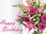 Happy Birthday Flowers for Her 20 Beautiful Happy Birthday Flowers Images