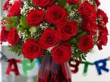 Happy Birthday Flowers for Him Happy Birthday Beautiful Roses Images Http Www