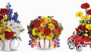 Happy Birthday Flowers for Man Say Happy Birthday with Flowers From Teleflora 75 Gift