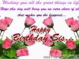 Happy Birthday Flowers for Sister Index Of Wp Content Gallery Birthday Ecard for Sister