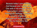 Happy Birthday for My Girlfriend Quotes Happy Birthday Quotes for Girlfriend Quotesgram