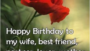Happy Birthday for My Wife Quotes Happy Birthday Wife Images