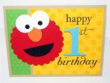 Happy Birthday From Elmo Singing Card Glitter Ink Elmo Says Happy Birthday