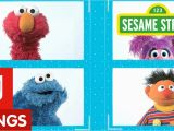 Happy Birthday From Elmo Singing Card Sesame Street Happy Birthday songs Elmo Cookie Abb