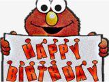Happy Birthday From Elmo Singing Card Sing Birthday song as Elmo Via Phone or Skype Call