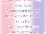 Happy Birthday From Sister to Brother Quotes 5 Best Images Of Sister Birthday Cards to Print Free