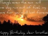 Happy Birthday From Sister to Brother Quotes Happy Birthday Quotes for Twins Brother and Sister Image