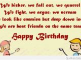 Happy Birthday From Sister to Brother Quotes Happy Birthday to My Brother Messages Quotes