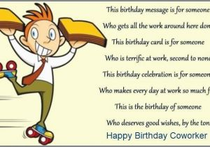 Happy Birthday Funny Quotes For Coworker Funny Co Worker Birthday