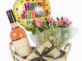Happy Birthday Gift Baskets For Her Him