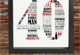Happy Birthday Gifts for Him Delivery Personalized 40th Birthday Gift for Him 40th Birthday 40th