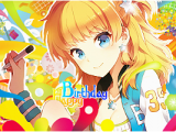 Happy Birthday Girl Animation Anime Girl Happy Birthday by Ginxen On Deviantart