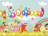 Happy Birthday Girl Animation Happy Birthday Animation Hd Beautiful Desktop Wallpapers
