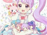 Happy Birthday Girl Animation Happy Birthday Non Pretty Rhythm Series Kawaii Anime