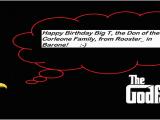 Happy Birthday Godfather Quotes Happy Birthday Godfather Quotes Quotesgram