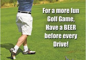 Happy Birthday Golf Quotes Funny Birthday Cards Drinking Cardfool Free Postage
