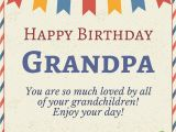 Happy Birthday Grandpa Quotes Poems Happy Birthday Grandpa