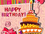 Happy Birthday Greetings Card Free Download 40 Free Birthday Card Templates Template Lab