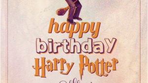 Happy Birthday Harry Potter Quotes Happy Birthday Harry Potter Quotes Quotesgram