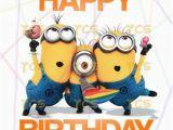Happy Birthday Hilarious Quotes Funny Minions Memes