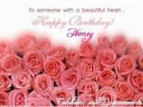 Happy Birthday Honey Quotes Happy Birthday Honey Desicomments Com