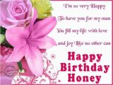 Happy Birthday Honey Quotes Happy Birthday Honey Pictures Photos and Images for