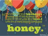 Happy Birthday Honey Quotes Unique and Romantic 30 Birthday Wishes for Wife with