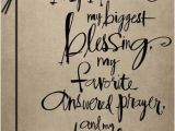 Happy Birthday Husband Christian Quotes My Answered Prayers Husband Birthday Card Large