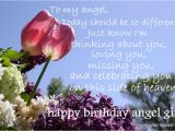 Happy Birthday In Heaven Quote Happy Birthday Mom In Heaven Quotes Quotesgram