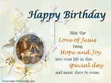 Happy Birthday Jesus Quote Christian Birthday Wishes Religious Birthday Wishes