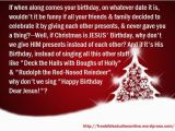 Happy Birthday Jesus Quote Happy Birthday Jesus Quotes and Images Image Quotes at