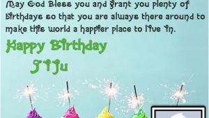 Happy Birthday Jiju Banner Create Happy Birthday Jiju Card with Name